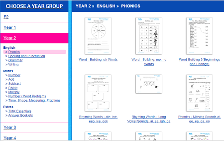All areas of Maths and English covered