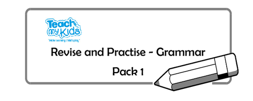 Revise and Practise - Grammar Pack 1