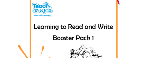 Learning to Read and Write - Booster Pack 1