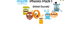 Phonics Pack 1 (Initial Sounds)
