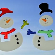Christmas snowman 211224