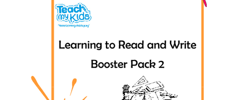 Learning to Read and Write - Booster Pack 2