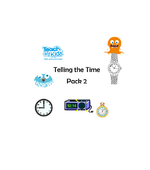 Telling The Time - Pack 2