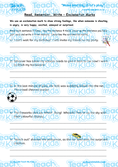 KS1, Year 2 (6-7 yrs old),English Worksheets,Spelling and Punctuation,