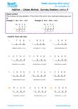 ks2 year 6 10 11 yrs old maths worksheets addition subtraction worksheets teach my kids. Black Bedroom Furniture Sets. Home Design Ideas