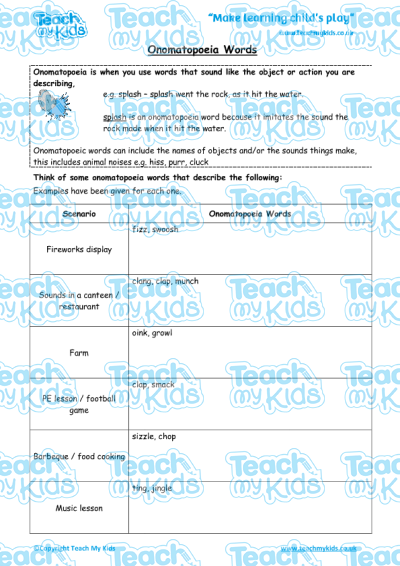KS2, Year 5 (9-10 yrs old),English Worksheets,Spelling and Punctuation,