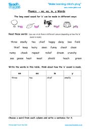 Phonics - ie, y, igh, i-e Words | Teach My Kids