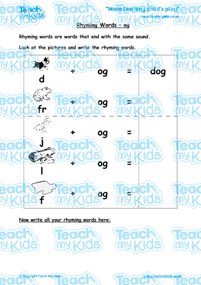 EYFS (4-5 yrs old),English Worksheets,Phonics,
